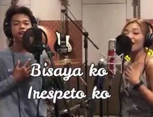 Gerlyn Abaño & Johnel Bucog – BISAYA (Kuya Bryan – OBM) (Lyrics)